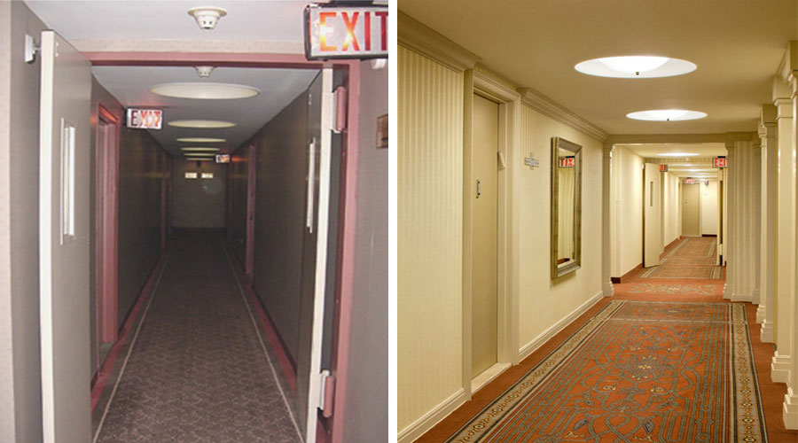 Corridor Design - Midtown - 150 West 51st Street
