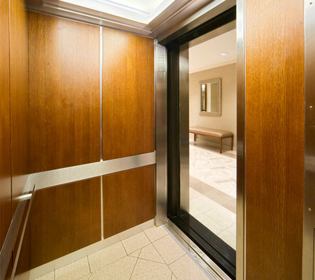 Elevator Interior Design Sygrove Associates Design