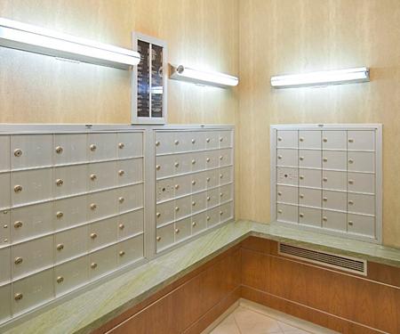 Why choose sygrove associates for your buildings mailroom design new york interior designer