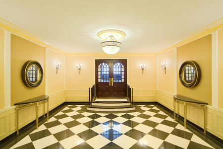 Why choose sygrove associates for your buildings concierge station design new york interior designer