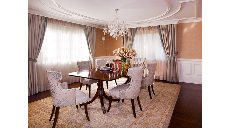 Dining Room Design - Westchester, New York