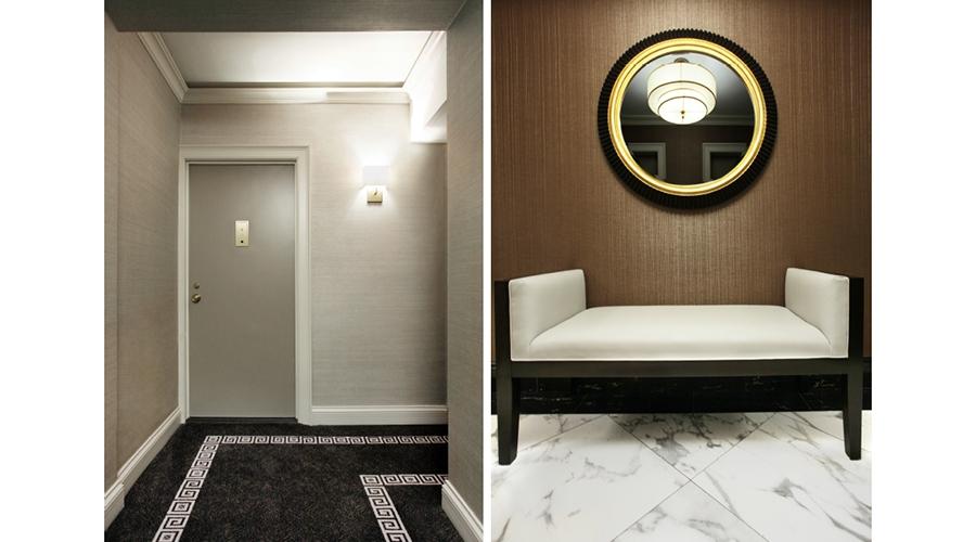 Hallway-Design—Cannon-Point-South—New-York,-New-York