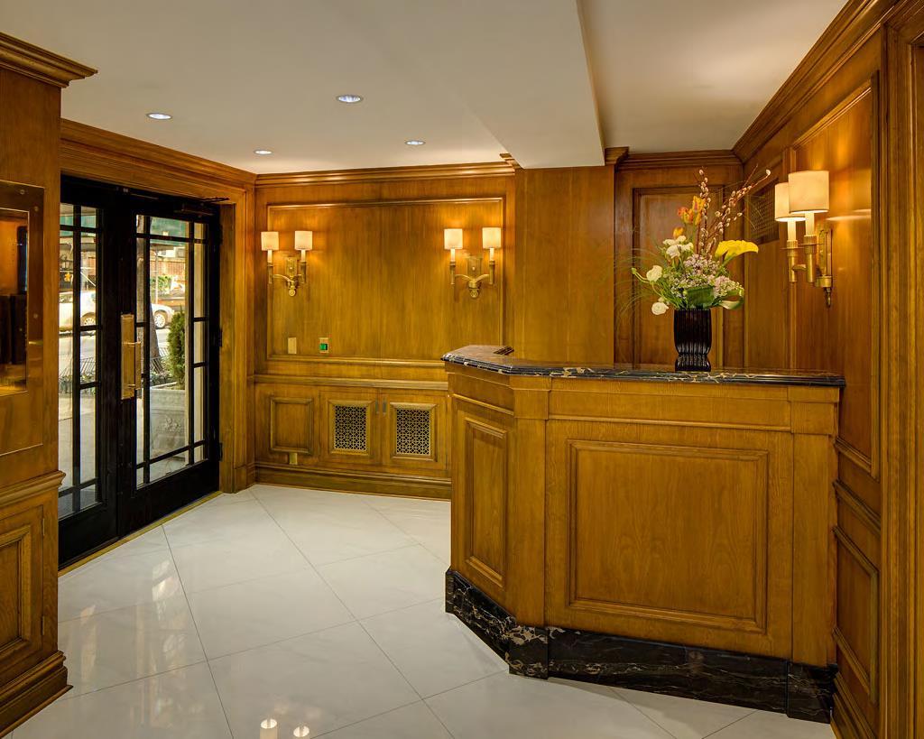 Concierge Desk Design