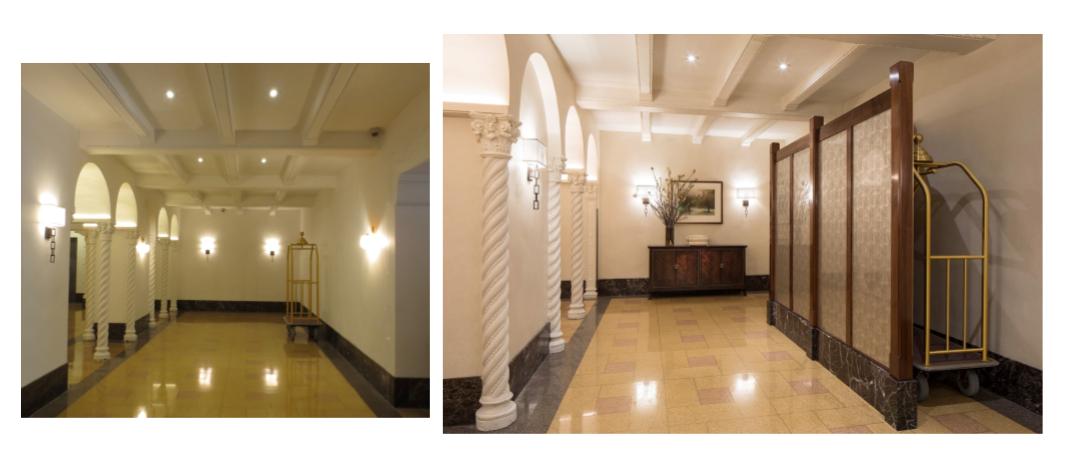 Park Avenue Lobby Design by Sygrove