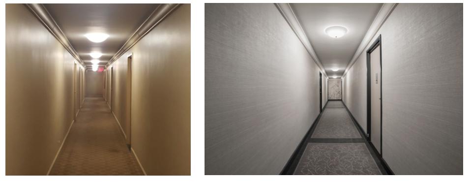 Beautifully Designed Hallway by Sygrove