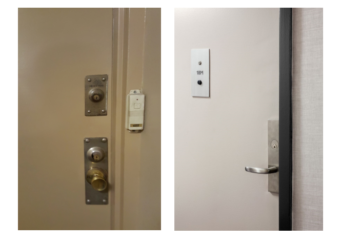 Interior Design on Hallway Doors by Sygrove
