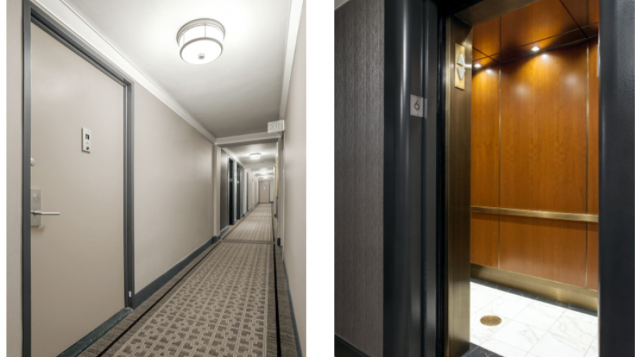 Hallway and Elevator Design by Sygrove