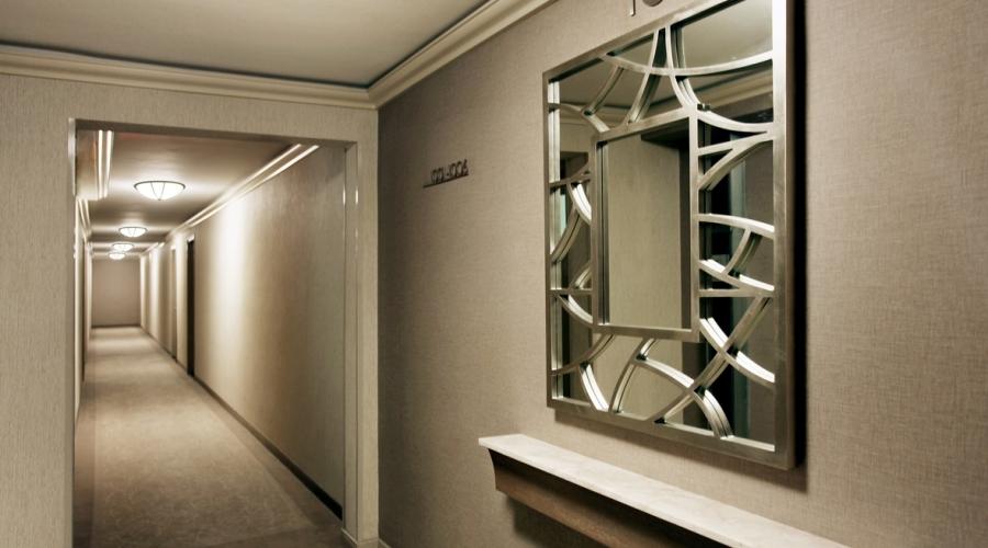 Hallway Designed by Sygrove interior