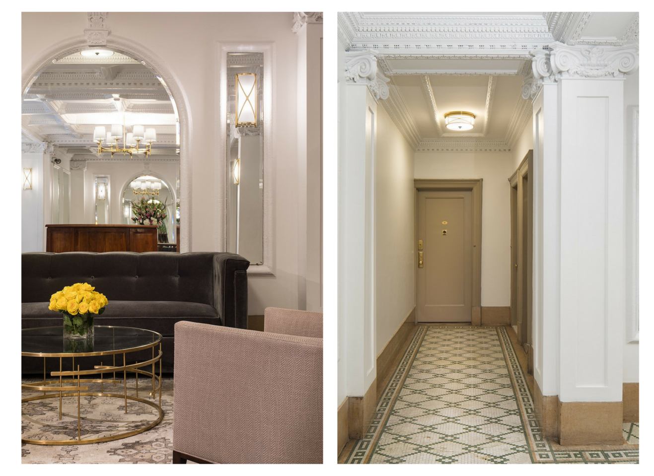 Lobby Designs in Upper West Side