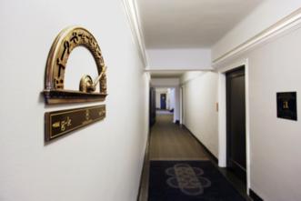 Sygrove Door Signage Design