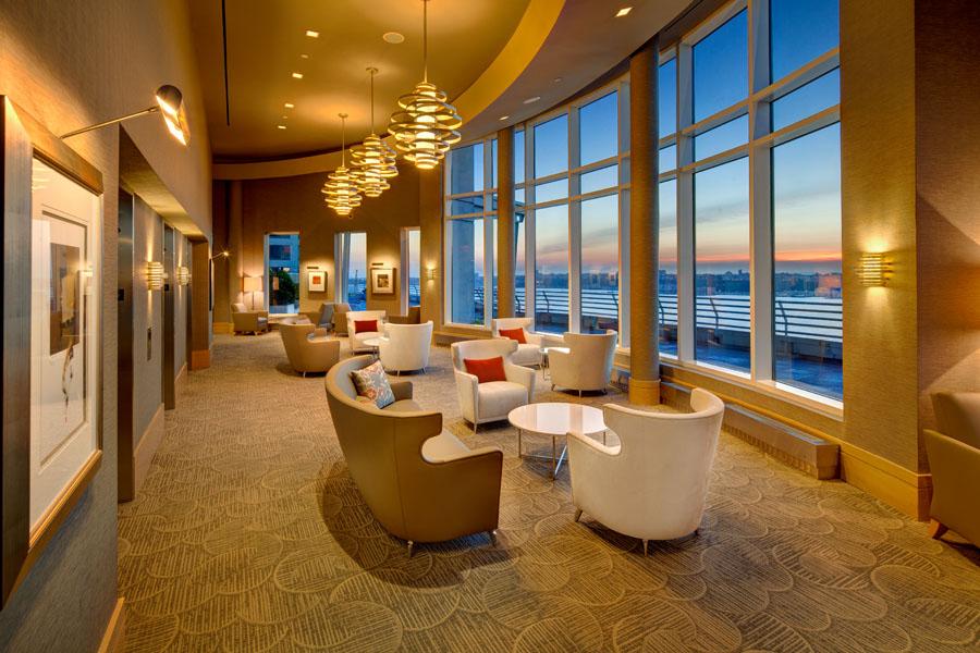 Hospitality interior design firms toronto for Hotel design firms